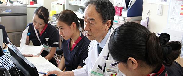 看護部の体制